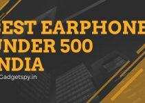 Best Earphones Under Rs 500 in India