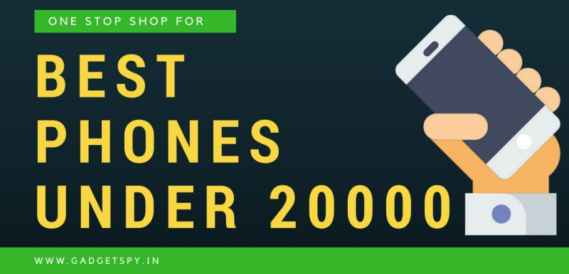 10 Best Mobile Phones Under Rs 20,000 In India (September