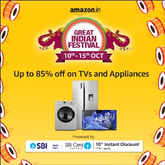 Home Appliance Amazon Diwali Sale