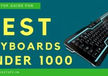 5 bedste tastaturer under Rs 1000 Indien (spil og trådløs) |  Juni 2021